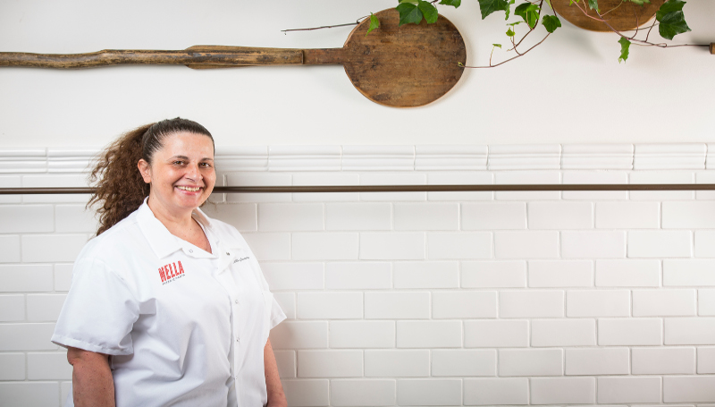 Interview with Nella Grassano: chef and restaurateur of Nella Pizza e Pasta