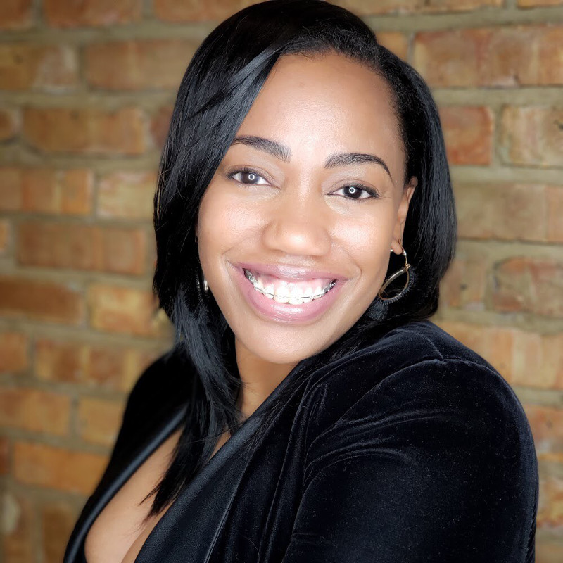 Shontay Pinder. an entrepreneur and owner of PASSPORT by SP