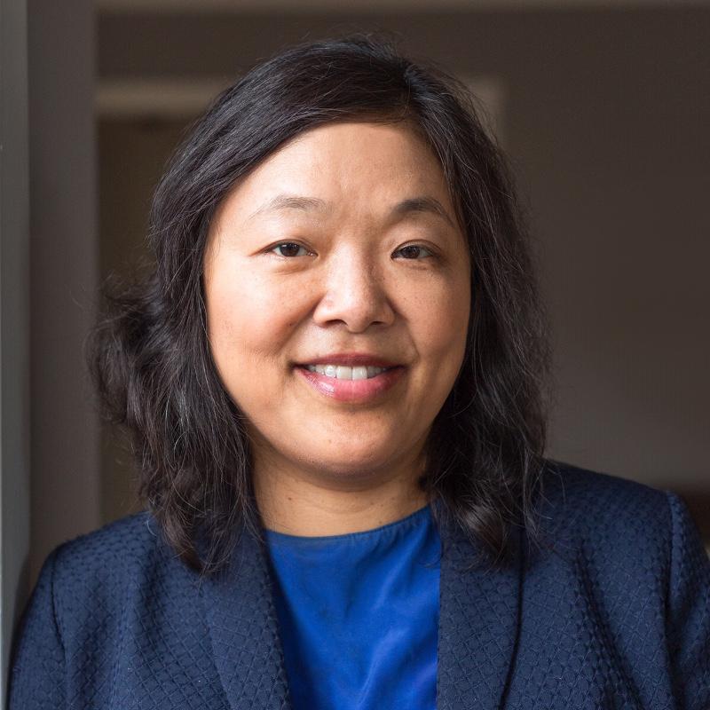 Grace Chan McKibben: nonprofit fundraising consultant who clarify strategies & optimizes operations