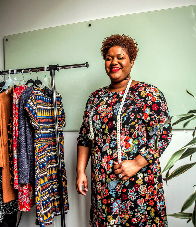 Dasha Guyton: helping to curate experiences and a wardrobe you love