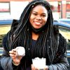 Naomi Tolbert owner of Enameled Grace Pastries